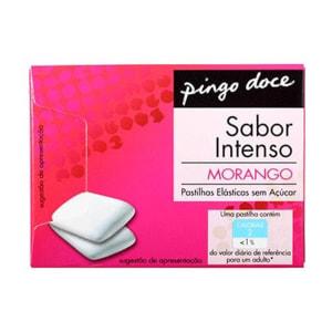 Pastilha Elástica Pingo Doce Morango