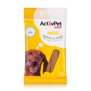 Snack Barritas para Cão ActivPet