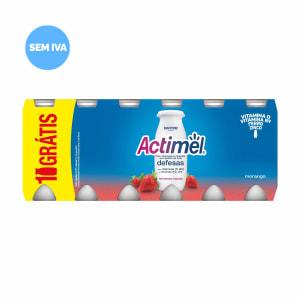 Iogurte Líquido de Morango Actimel