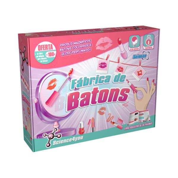 Comprar Fábrica de Batons Science4you bf37a2e4f84