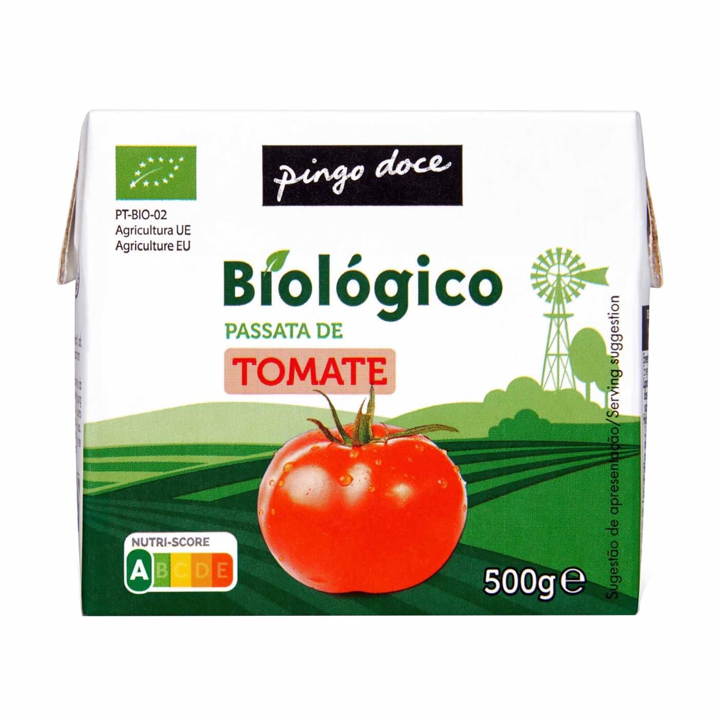 Polpa de Tomate Natural Go Bio para a moqueca