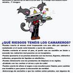 Let's Prevent! - Nuevas Fichas Informativas: Camareros