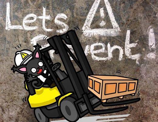 Let's Prevent! - Nuevo juego sobre riesgos en la construcción
