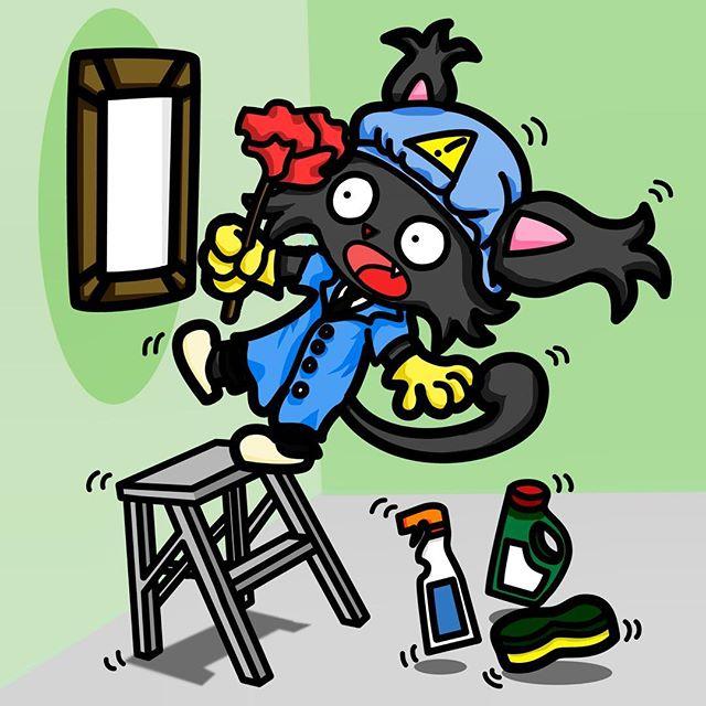 Let's Prevent! - Limpiar también entraña sus riesgos