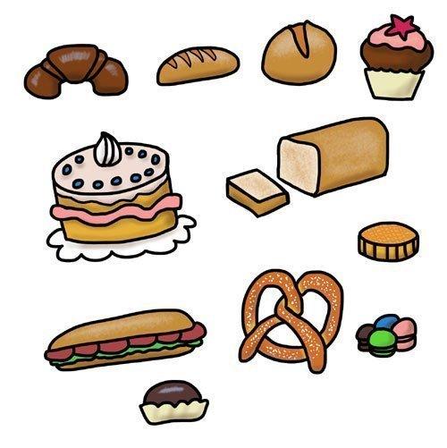 fichas informativas panadería pastelería
