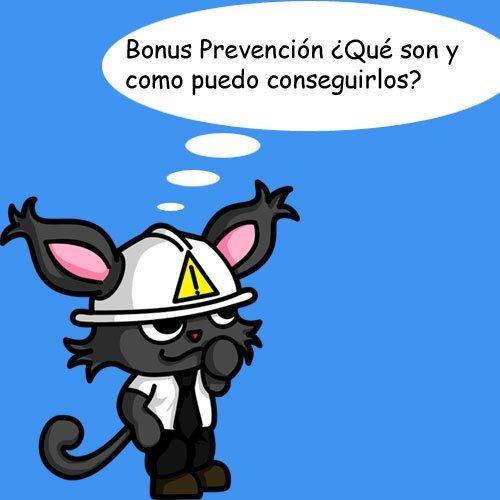 bonus prevencion