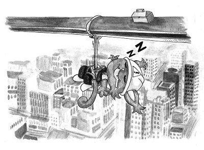 Let's Prevent! - Safety no tiene miedo a las alturas