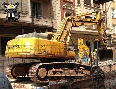 Let's Prevent! - Accidentes: Muere arrollado por una excavadora en Almería