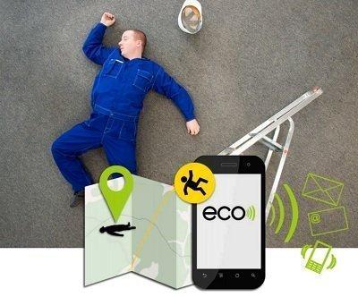 ECO app ligada a la prevención de riesgos