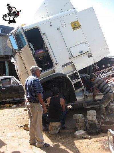 trabajos mecánicos con riesgos Let's Prevent! - El Prevencionista Indiscreto viaja a Nicaragua (tercera parte)