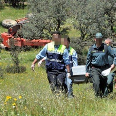 Let's Prevent! - Accidentes: Un trabajador muerto y heridos tras volcarse una grúa en Jaén