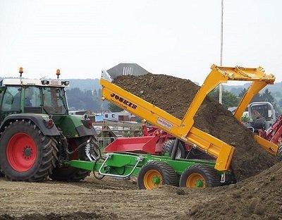 ejemplo tractor con basculante