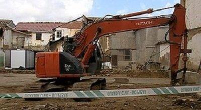 Let's Prevent! - Accidentes: Fallece un trabajador arrollado por una excavadora en Valladolid