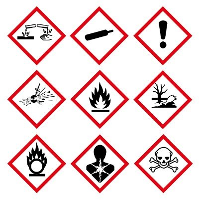 Let's Prevent! - Accidentes: Herido un trabajador en Pontevedra tras quemarse con unos productos químicos