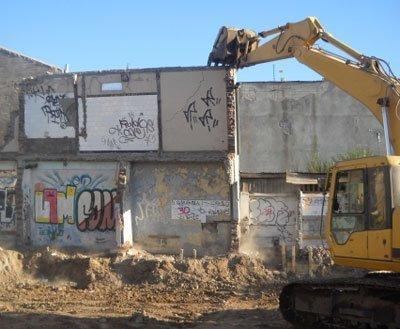Let's Prevent! - Accidentes: Fallece en Ciudad Real tras caerle encima un muro