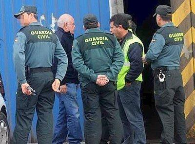 Let's Prevent! - Accidentes: Un herido y un muerto en Murcia tras ser golpeados por un brazo hidráulico