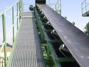 ejemplo cinta de transporte de material Let's Prevent! - Accidentes: Fallece un operario atrapado en una cinta de transporte en Córdoba