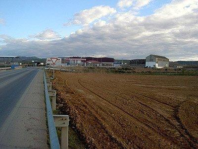 polígono industrial de Fustiñana