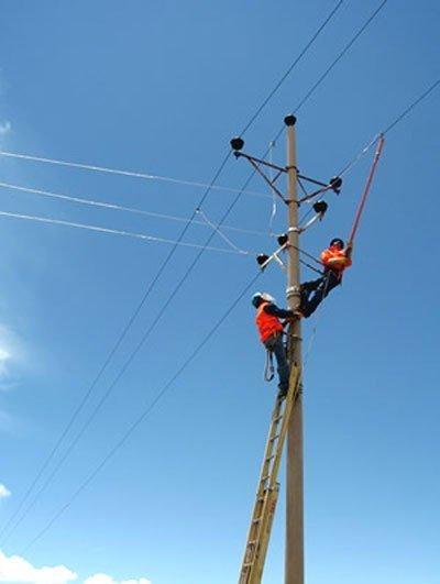 trabajos en torres eléctricas Let's Prevent! - Accidentes: Herido un trabajador al sufrir una descarga en Vizcaya
