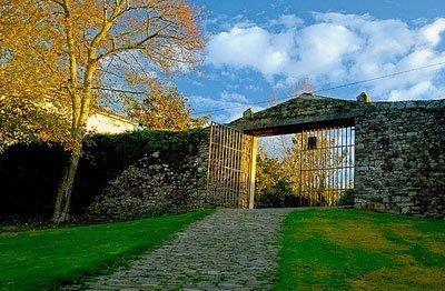 Parque de Bonaval Santiago de Compostela