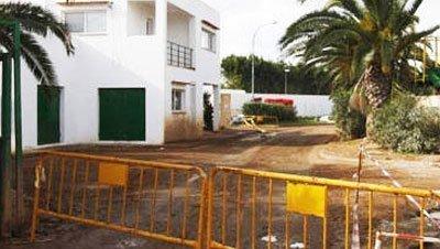 accidente caída de altura en Ibiza