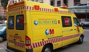 ambulancia del summa