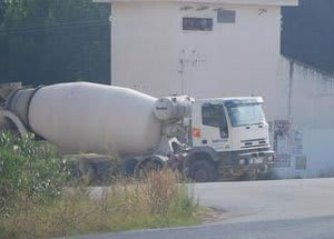 atropello camión trabajador