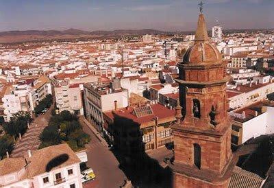 Localidad de Andújar Jaén