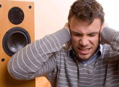 riesgos musica demasiado alta