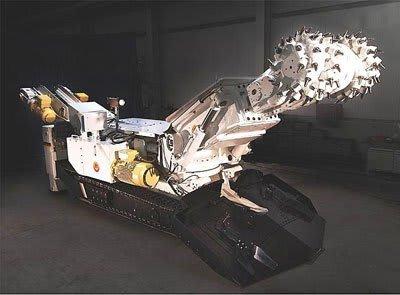 ejemplo de máquina rozadora