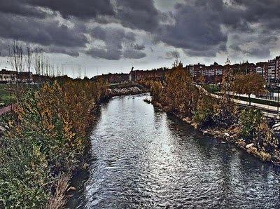 río bernesga León