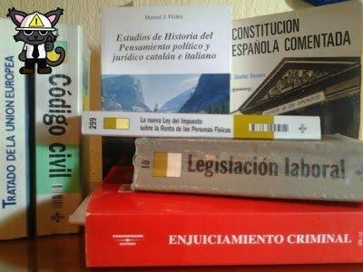 legislación española