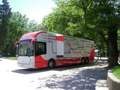 autobus de la tpc