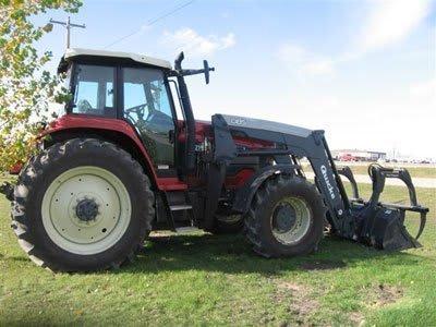 Ejemplo tractor con con pala