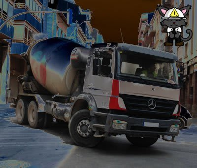 accidente laboral camión