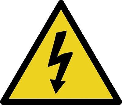 accidente contacto eléctrico directo