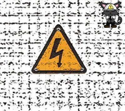 accidente de trabajo electrocución