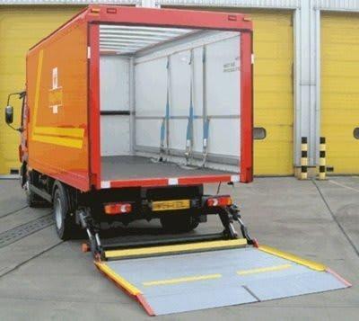ejemplo rampa de camión