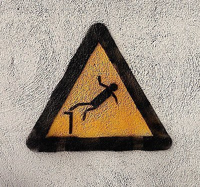 accidente caída de altura