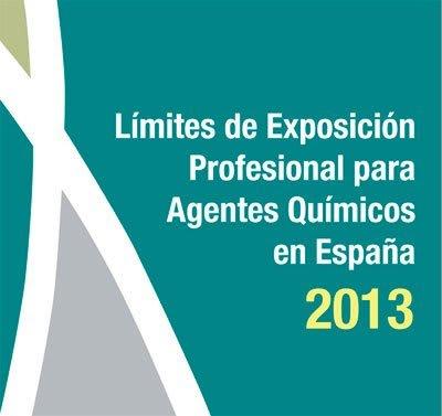 Exposición Profesional Químicos 2013