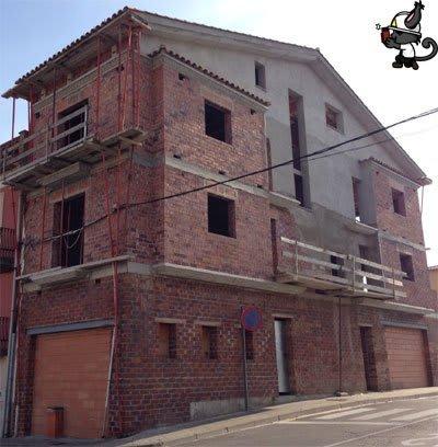 edificio peligroso