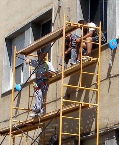 riesgos trabajos en altura