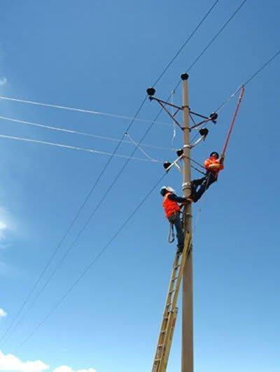 trabajos en torres eléctricas