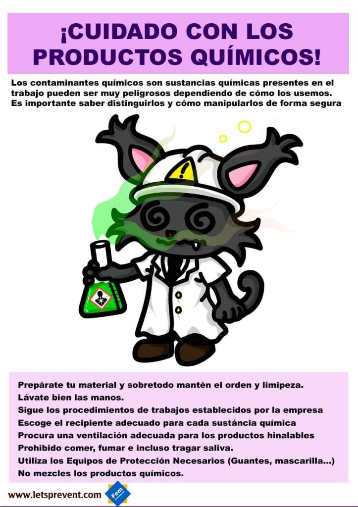 Ficha informativa Contaminantes Químicos (1)