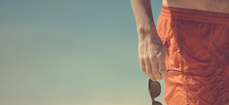 The Ideal Styles of Men's Swim Shorts