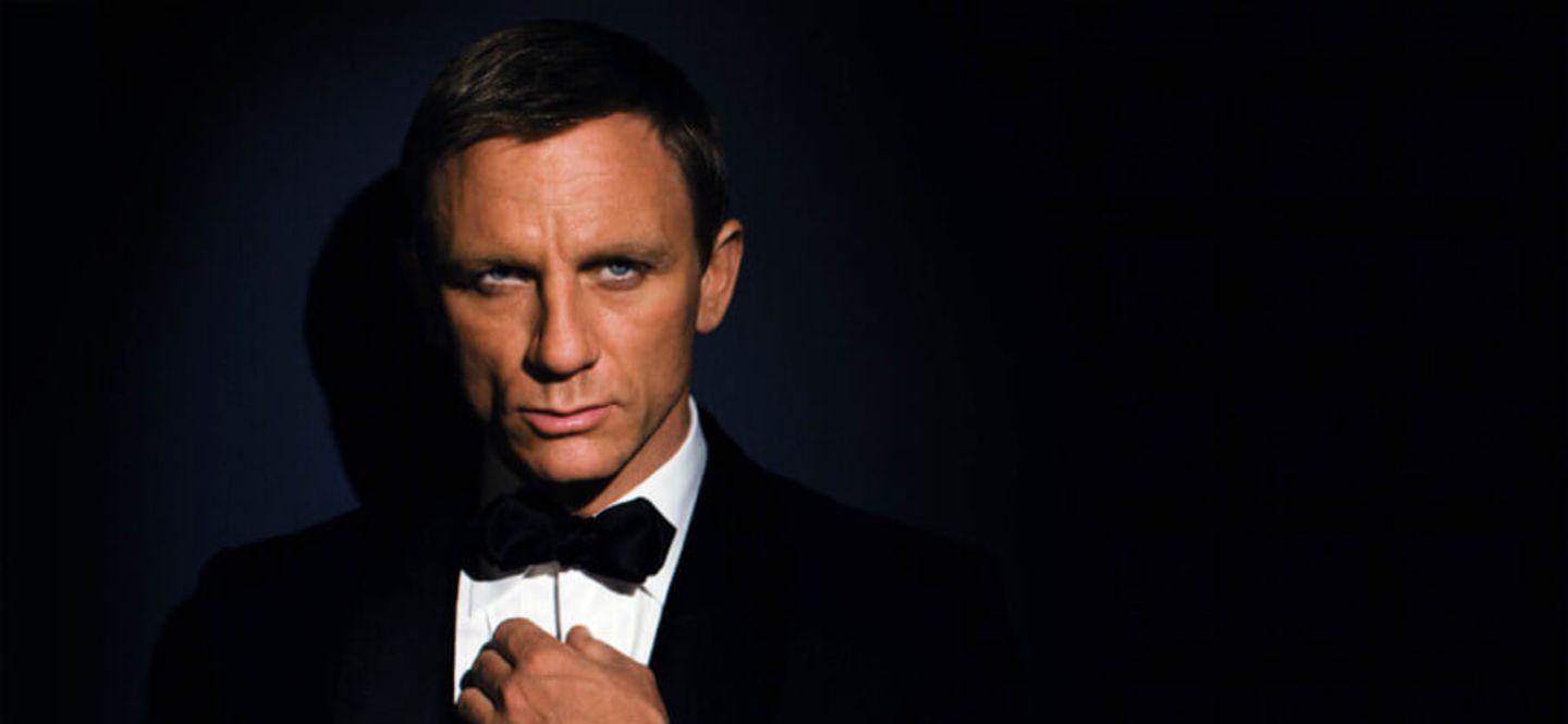 Only a Formality - James Bond 25 Buzz