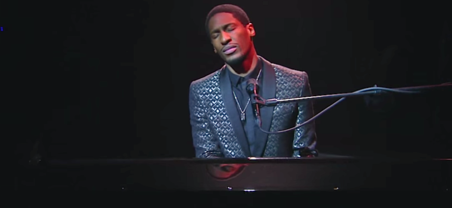 Jon Batiste: Fashion is the Music of the Body