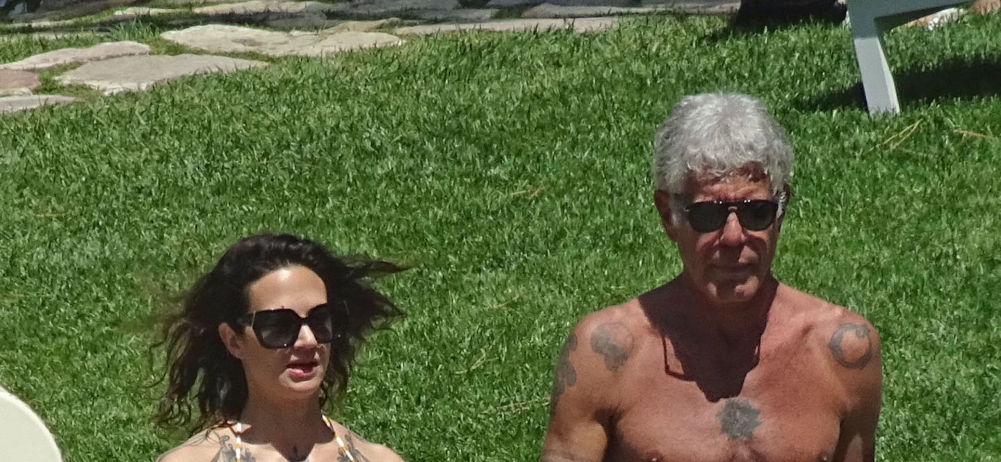 Anthony Bourdain's new physique proves you can teach an old dog new tricks