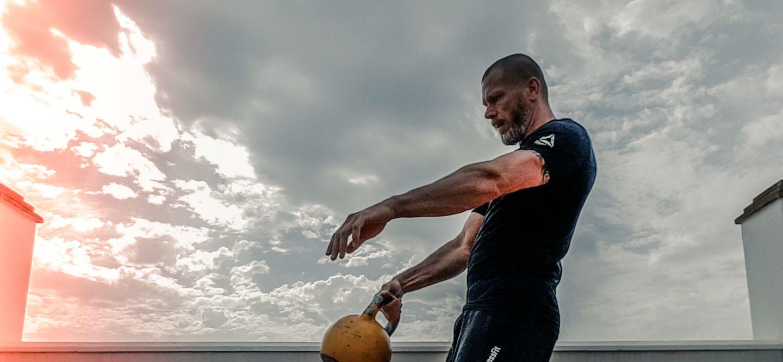 6 Full Body Kettlebell Workouts