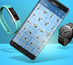 Stay Virtually Fit With The Best Health Apps